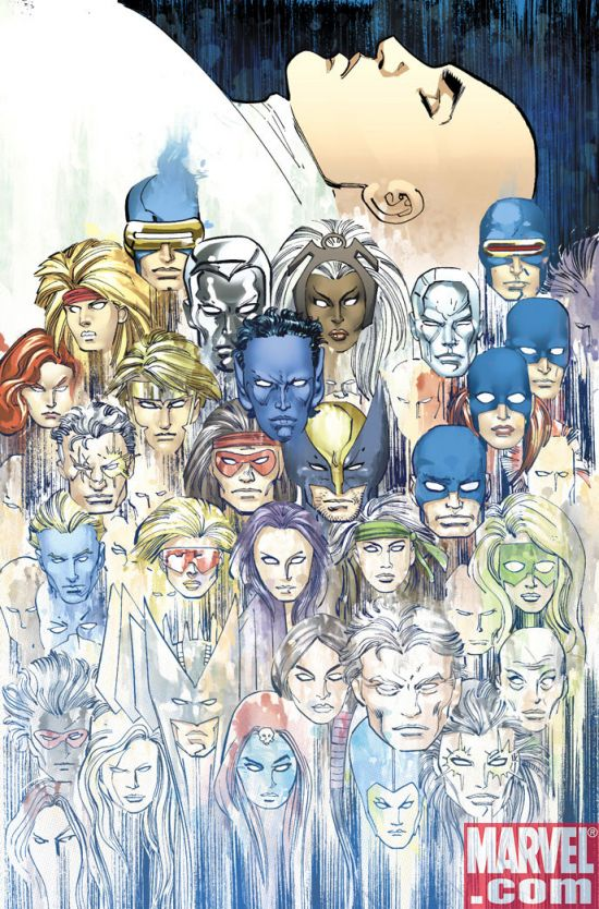 X-MenLegacy208Preview3 The Fate of Professor X Is Revealed In X-Men: Legacy