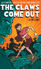 claws_come_outsm New Independent Titles from IDW