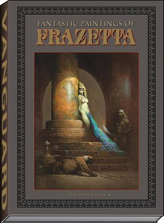Review: The Fantastic Paintings of Frazetta