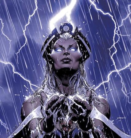 new storm