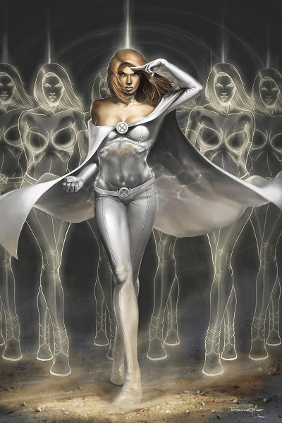emma frost fan art