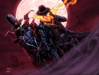 spawn ghost rider1