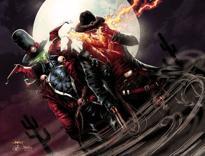 spawn ghostrider 3