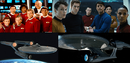 star trek one