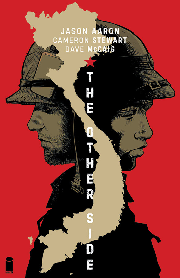 Jason Aaron And Cameron Stewart's Vietnam Saga The Other Side Gets Deluxe Hardcover