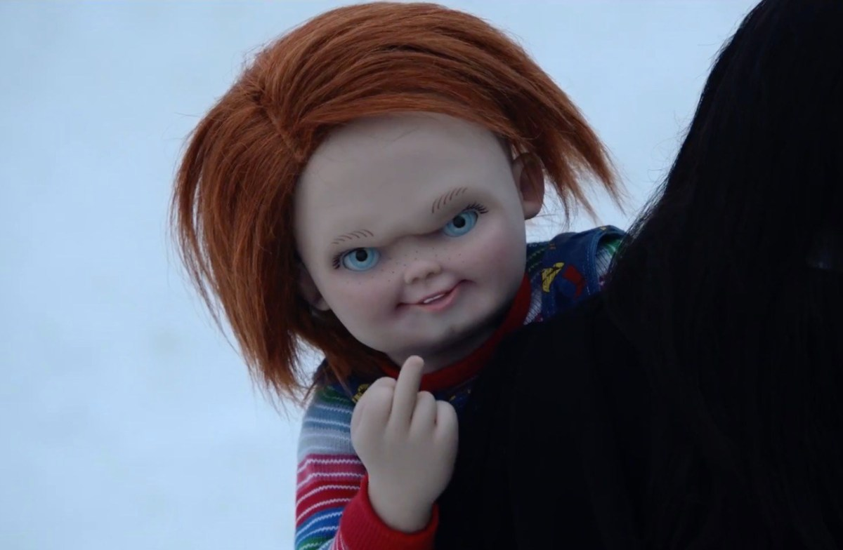 It's Hard To Keep A Good Doll Down In 'Cult Of Chucky' – COMICON