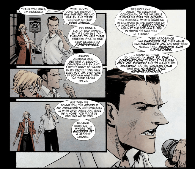 Vote For The Joker? Not The Mad Idea You'd Think In Batman: White