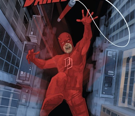 Daredevil #611 cover by Phil Noto