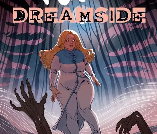 Faith Dreamside #2 cover by Marguerite Sauvage