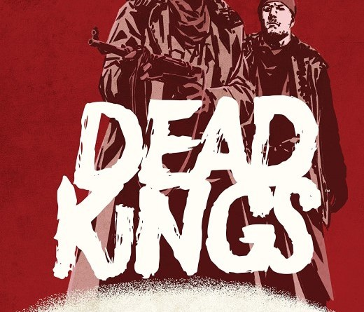 Dead Kings #2 cover by Thomas Dow Smith