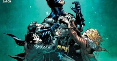 Batman: Detective Comics #994 cover by Doug Mahnke, Jaime Mendoza, and David Baron