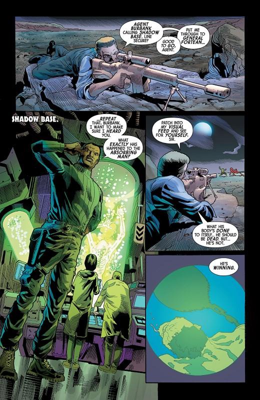 The Immortal Hulk #10 art by Joe Bennett, Ruy Jose, Le Beau Underwood, Rafael Fonteriz, Paul Mounts, and letterer VC's Cory Petit