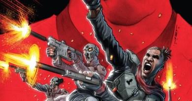 Killmonger #2 cover by Juan Ferreyra
