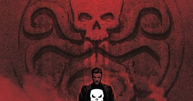 The Punisher #5 cover by Greg Smallwood