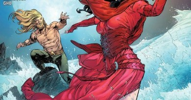 Aquaman #44 cover by Robson Rocha, Daniel Henriques, and Sunny Gho