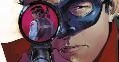 Winter Soldier #2 cover by Rod Reis
