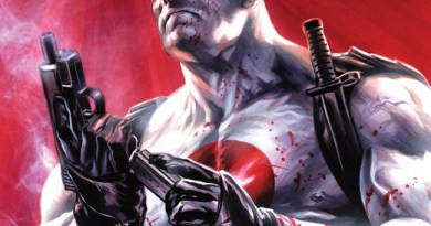 Bloodshot Rising Spirit #3 cover by Felipe Massafera