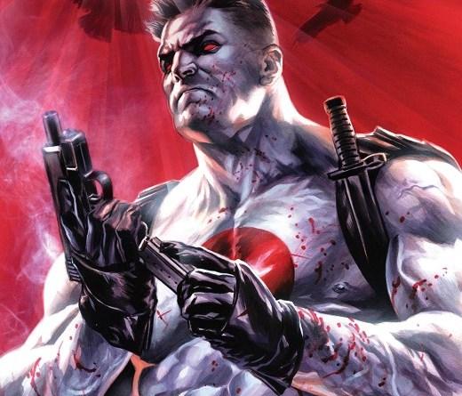 Bloodshot Rising Spirit #3 cover by Felipe Massafera