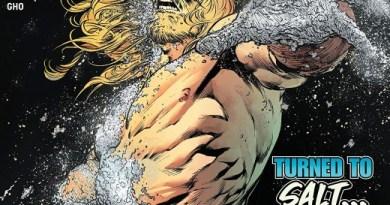Aquaman #46 cover by Robson Rocha, Daniel Henriques, and FCO Plascencia
