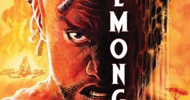 Killmonger #5 cover by Juan Ferreyra
