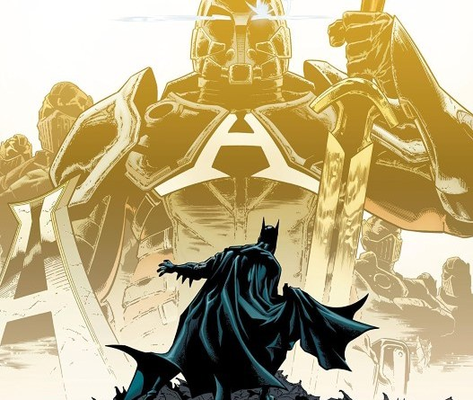 Detective Comics #1001 cover by Brad Walker, Andrew Hennessy, and Nathan Fairbairn