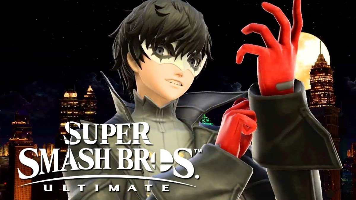 Here Comes A New Challenger! Persona 5's Joker Joins The