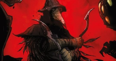 Bloodborne #12 cover by Damien Worm