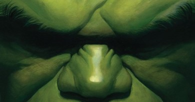 Immortal Hulk #18 cover by Alex Ross