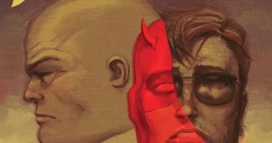 Daredevil #7 cover by Chip Zdarsky