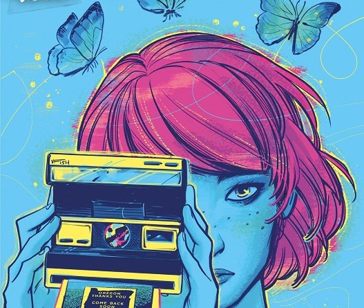 Life is Strange #5 cover by Veronica Fish