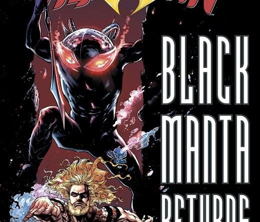 Aquaman #50 cover by Robson Rocha, Jason Paz, and Alex Sinclair