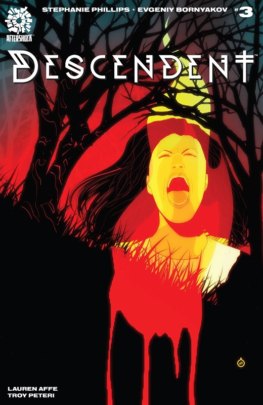 Descendent #3 cover by Juan Doe