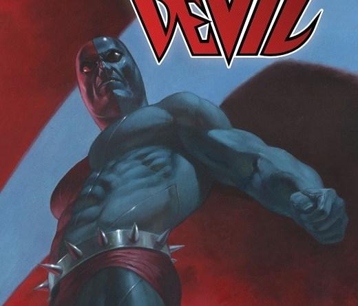 Death-Defying Devil #1 cover by Riccardo Federici
