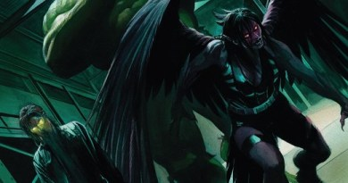 Immortal Hulk #22 cover by Alex Ross