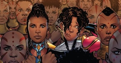 Ironheart #9 cover by Stefano Caselli and Matt Milla