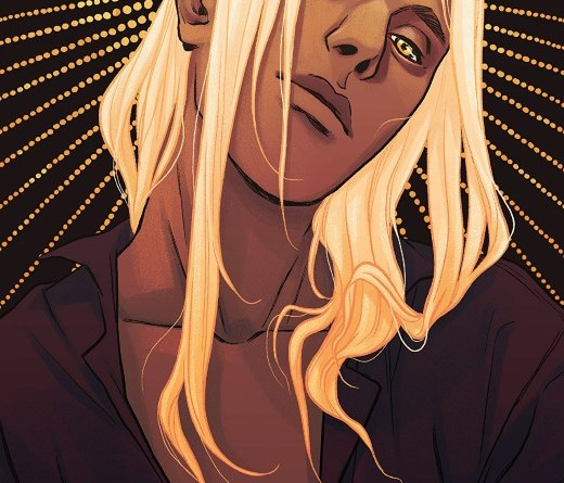 Reaver #2 cover by Beckly Cloonan
