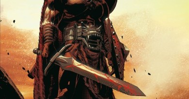 Berserker Unbound #2 cover by Mike Deodato Jr. and Frank Martin