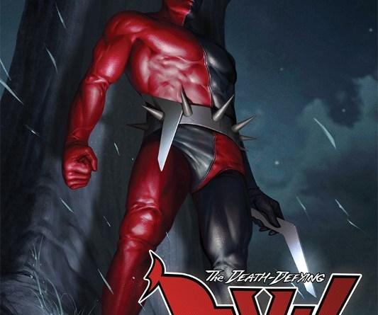 Death-Defying Devil #2 cover by Inhyuk Lee