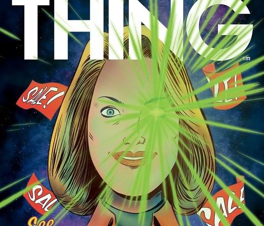 Everything #1 cover by I.N.J. Culbard