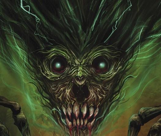Bloodborne #16 cover by Connor Magill
