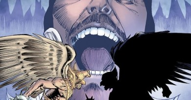 Hawkman #17 cover by Pat Olliffe, Tom Palmer, and Jeremiah Skipper