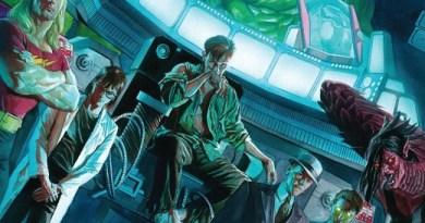 Immortal Hulk #26 cover by Alex Ross