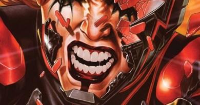 Captain Marvel #13 cover by Mark Brooks