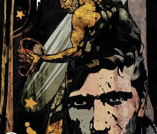 John Constantine: Hellblazer #2 cover by John Paul Leon