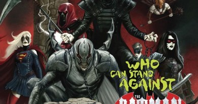 Year of the Villain: Hell Arisen #1 cover by Steve Epting