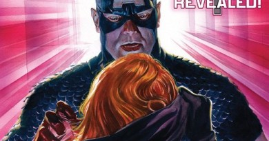 Captain America #19 cover by Alex Ross