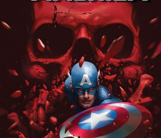 Captain America: The End #1 cover by Rahzzah