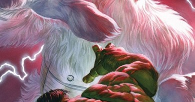 Immortal Hulk #30 cover by Alex Ross
