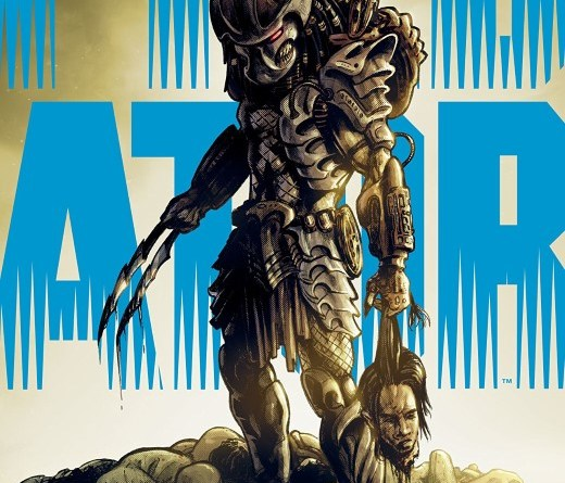 Predator Hunters III #1 cover by Brian Thies and Wes Dzioba