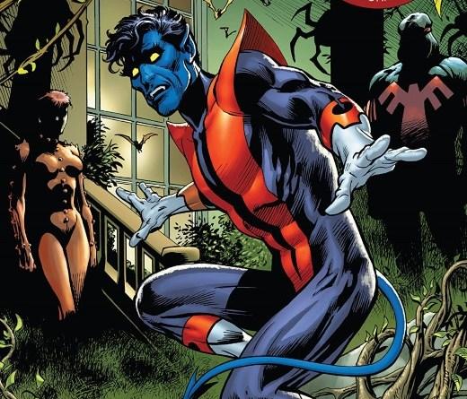 Giant-Size X-Men: Nightcrawler #1 cover by Alan Davis and Edgar Delgado